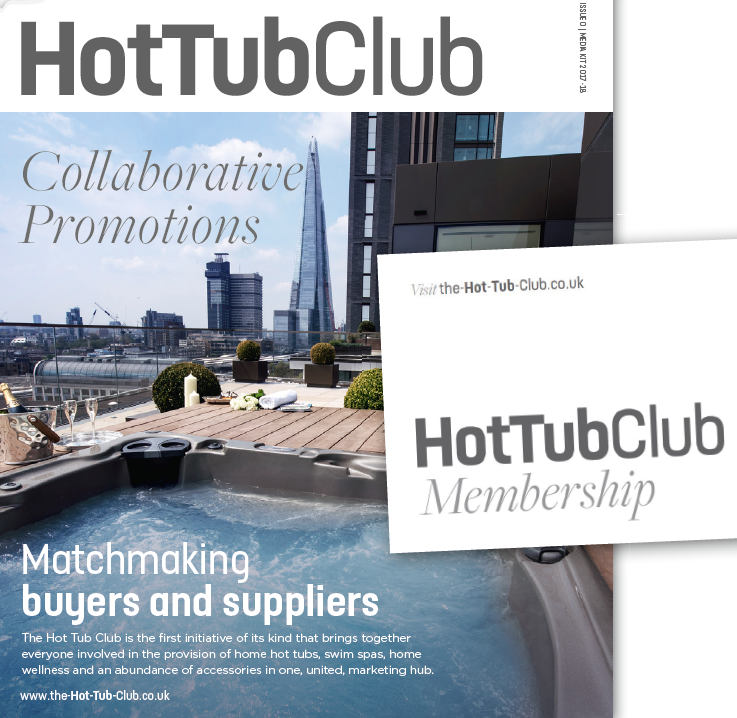 The Hot Tub Club brings together manufacturers, retailers and consumers in one lively hub.