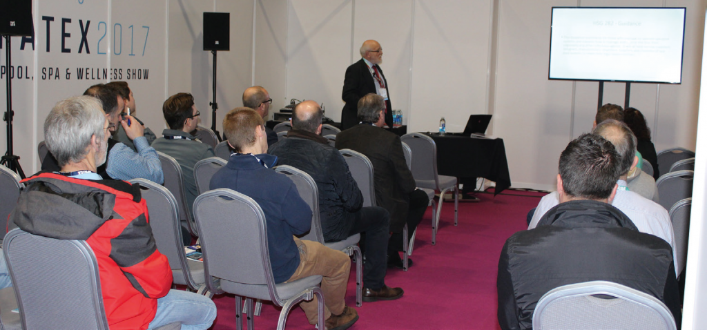 ISPE delivered a comprehensive programme of seminars at SPATEX earlier this year.