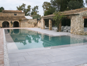 Category: Exceptional Swimming Pool Design Award: Gold Company: Carré Bleu C2F Piscines / Carré Bleu