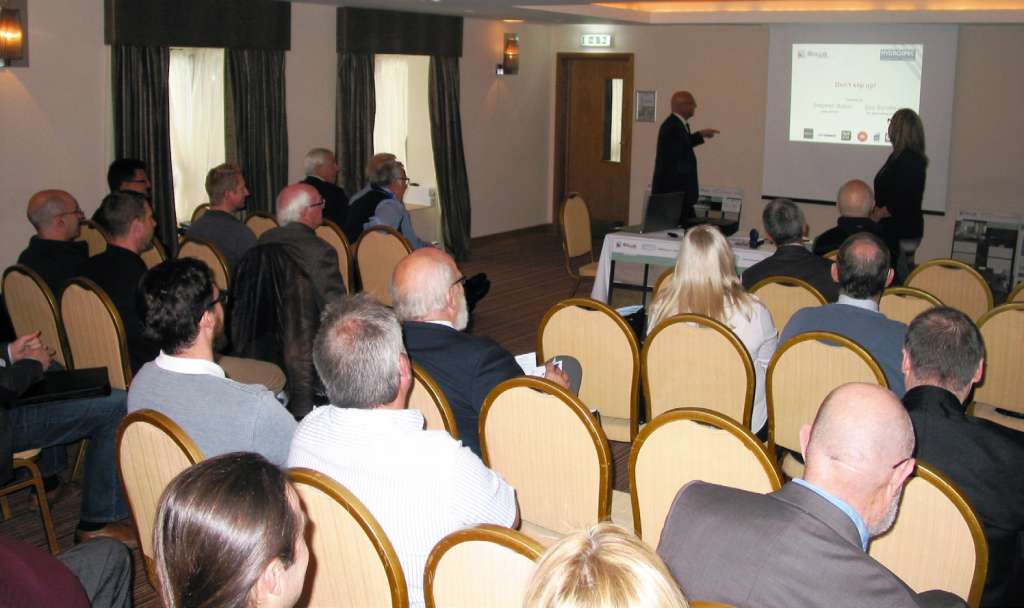 ISPE's 115th One-Day Seminar took place in March and welcomed more than 40 delegates