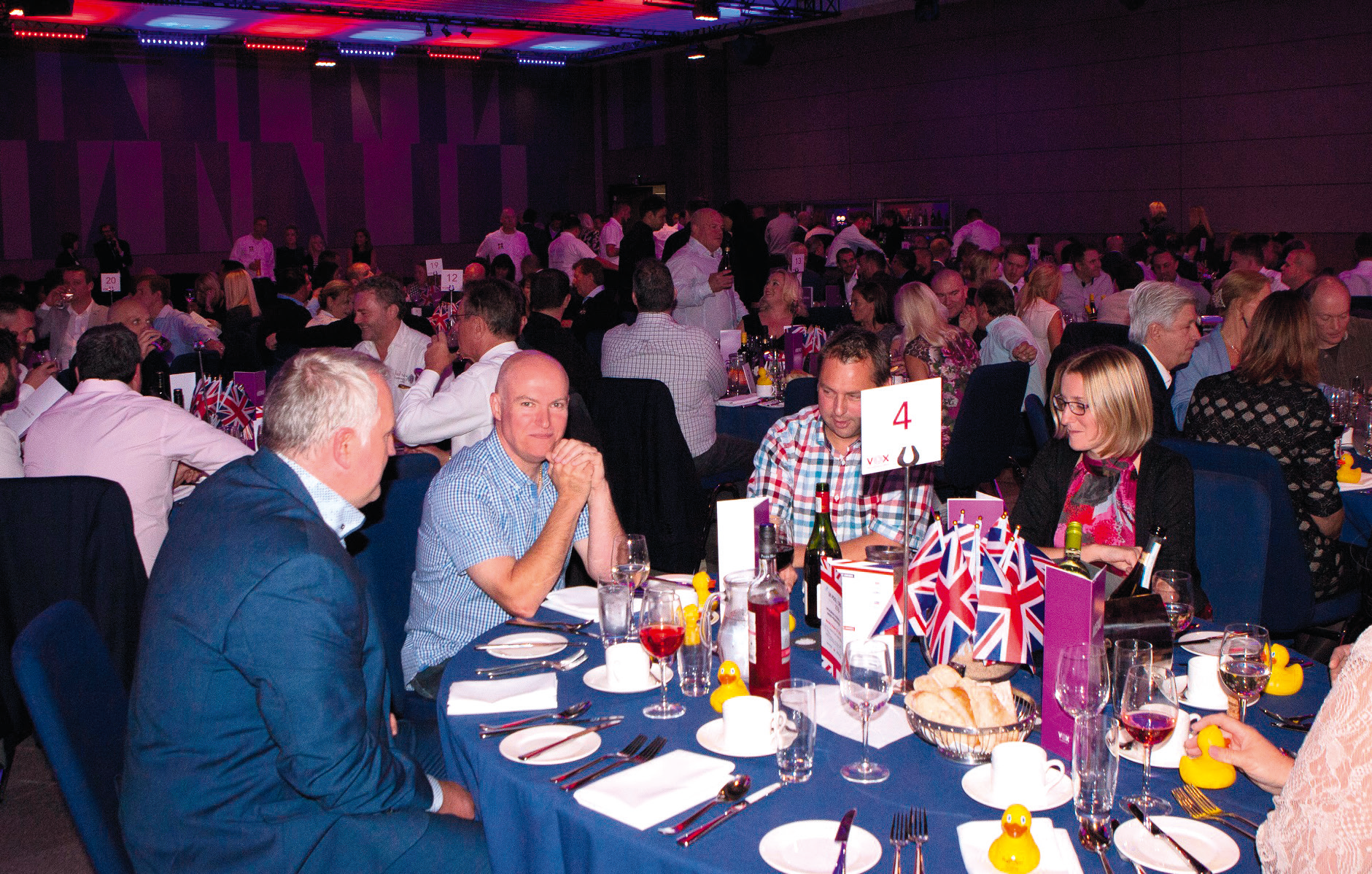 The UK swimming pool and spa sectors celebrate their biggest night of the year, every year at the UK Pool & Spa Awards.