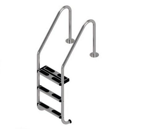 Ladder treads