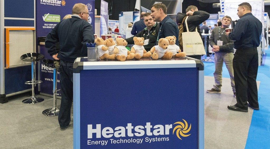ABOVE: Make a date to visit the Heatstar team at the forthcoming SPATEX trade show.