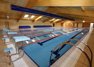 First class swimming facilities provided by Fowler Swimming Pools, have raised sporting aspirations at Bethany School.