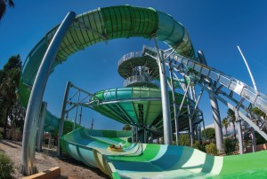 Adrenaline Pumping Waterslide 2