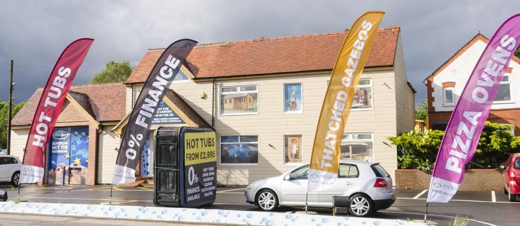 Cost Spas Launch UK Dealer Drive