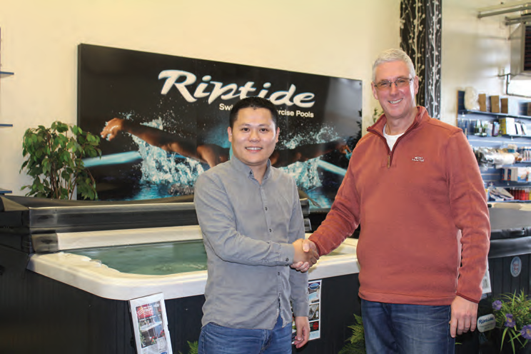 Cash Support For Riptide Dealers