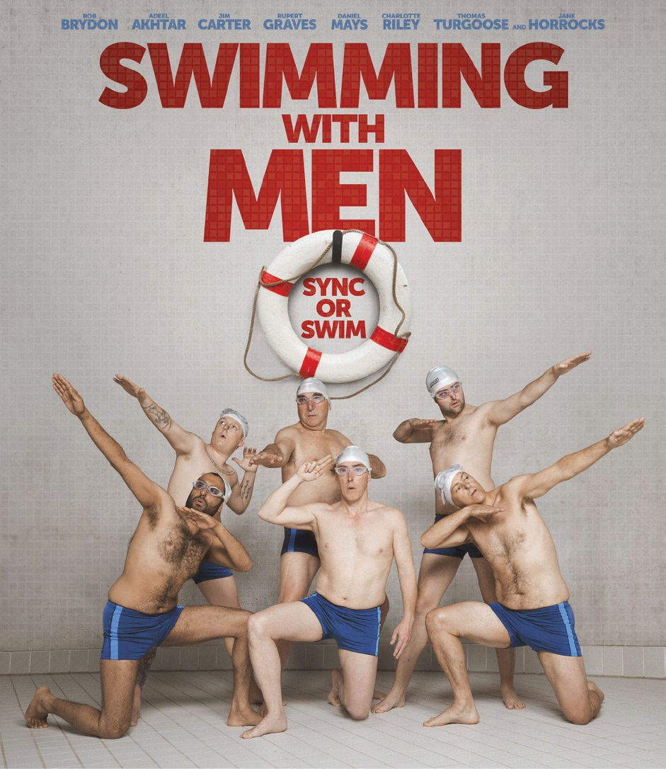 The Full Monty Of Swimming