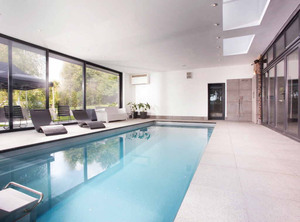 Luxe Pools offer dealers versatility by delivering the complete package with many optional extras