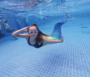 Mermaid Classes Are Sell-Out Success