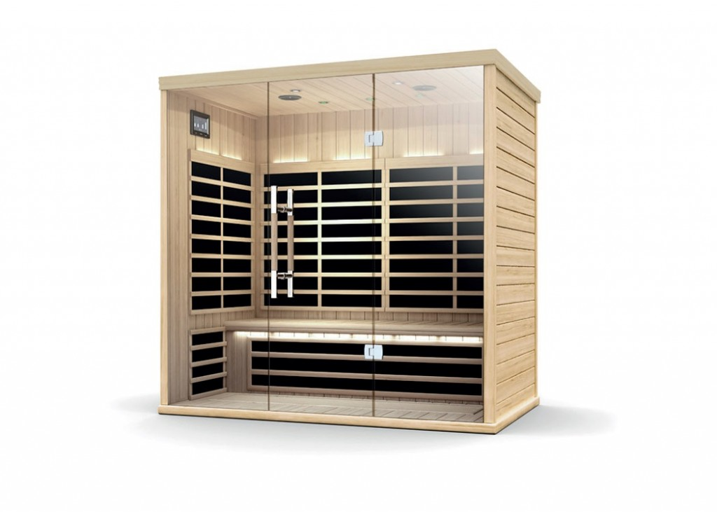 BOOST FOR THERAPEUTIC INFRARED SAUNAS
