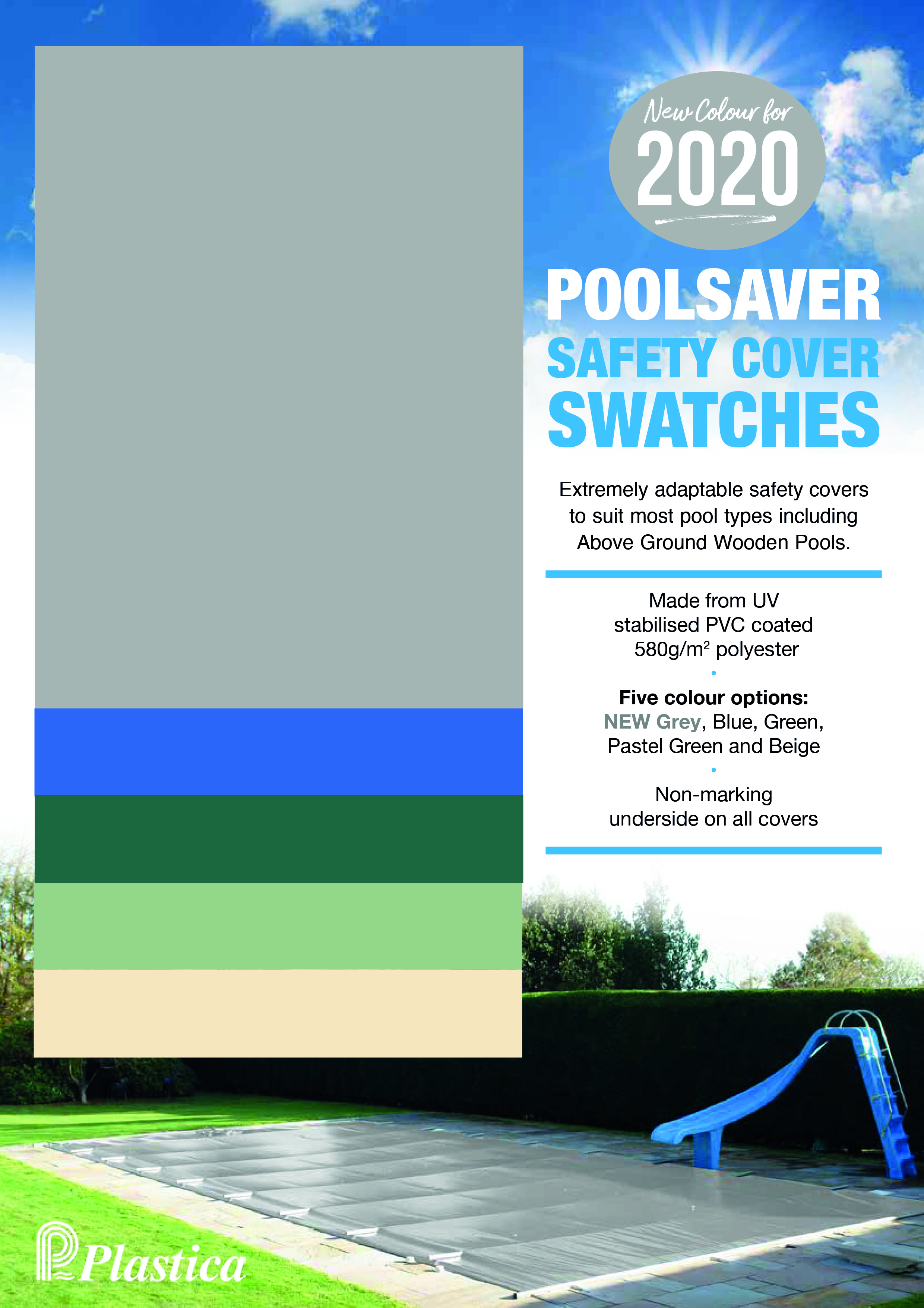 Plastica_Poolsaver New Grey Swatch Card