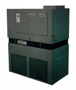THE E200 was Heatstar's first product.