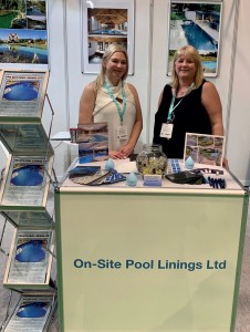 ON SITE POOL LININGS reported one of their strongest ever SPATEX appearances.