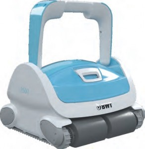 THE TOP-OF THE-RANGE, BWT500 Robotic Cleaner was introduced exclusively by Plastica this year.