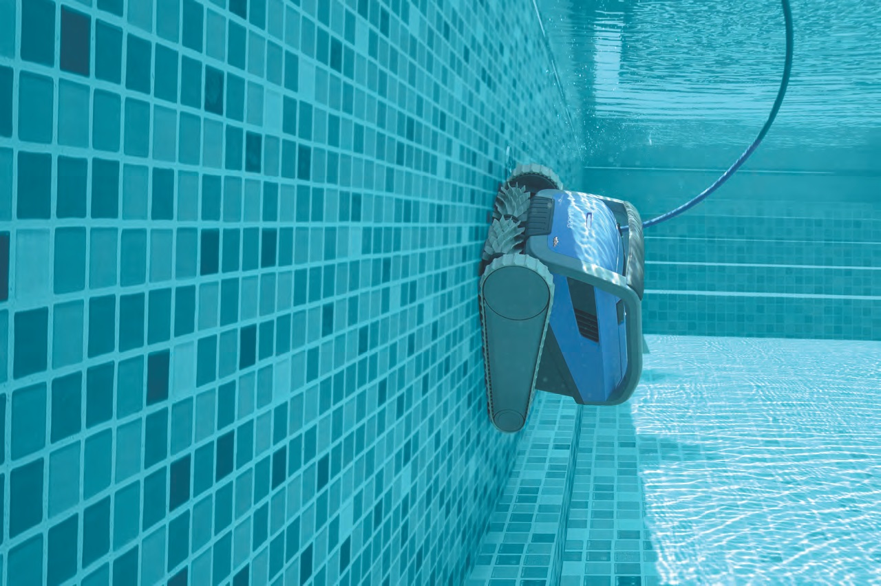 AUTOMATIC POOL CLEANERS like the Maytronics from Certikin is a must-have pool accessory.