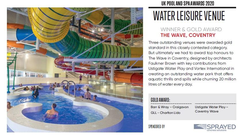 Water LEisure Venue