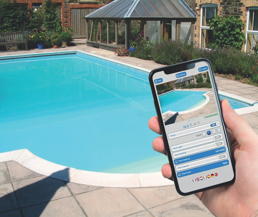 THE POOLCOP IS ONE OF A HOST OF ECO- FRIENDLY products available through Golden Coast.