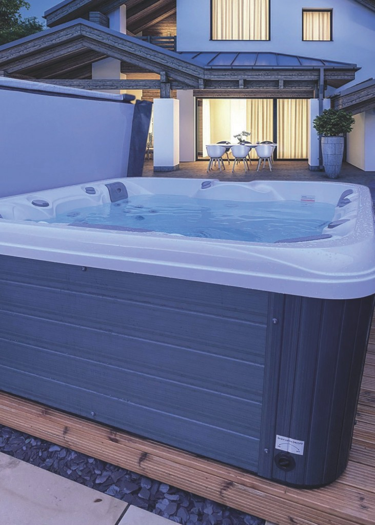THE NEW SUPERIOR WELLNESS RANGE promises outstanding hydrotherapy and great value for money