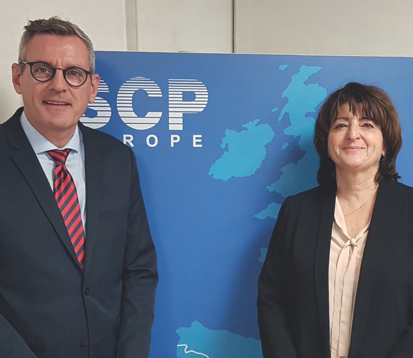 JEAN-LOUIS ALBOUY has taken over the SCP Europe reins from outgoing General Manager, Sylvia Montfort