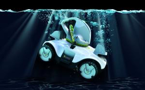 8. Manga Underwater 1