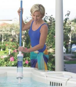 SPA VACUUM Pics. Aqua Spa Supplies.