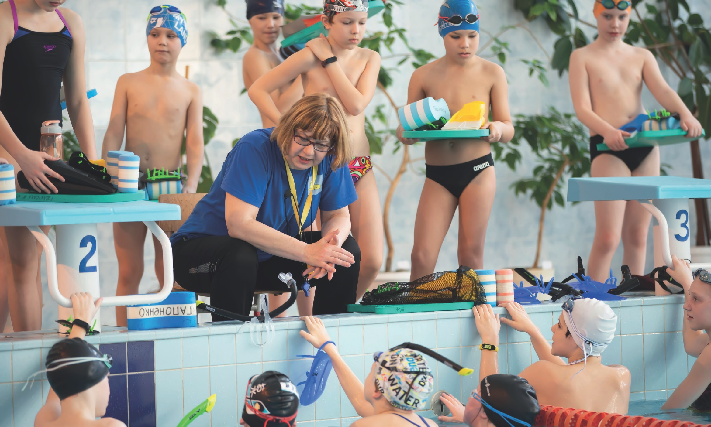 SWIM ENGLAND hope every child leaves primary school set up to enjoy the water safely for the rest of their lives