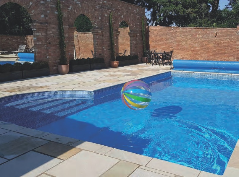 Already 50 years old, Midlands-based Progressive Pools continues to thrive.