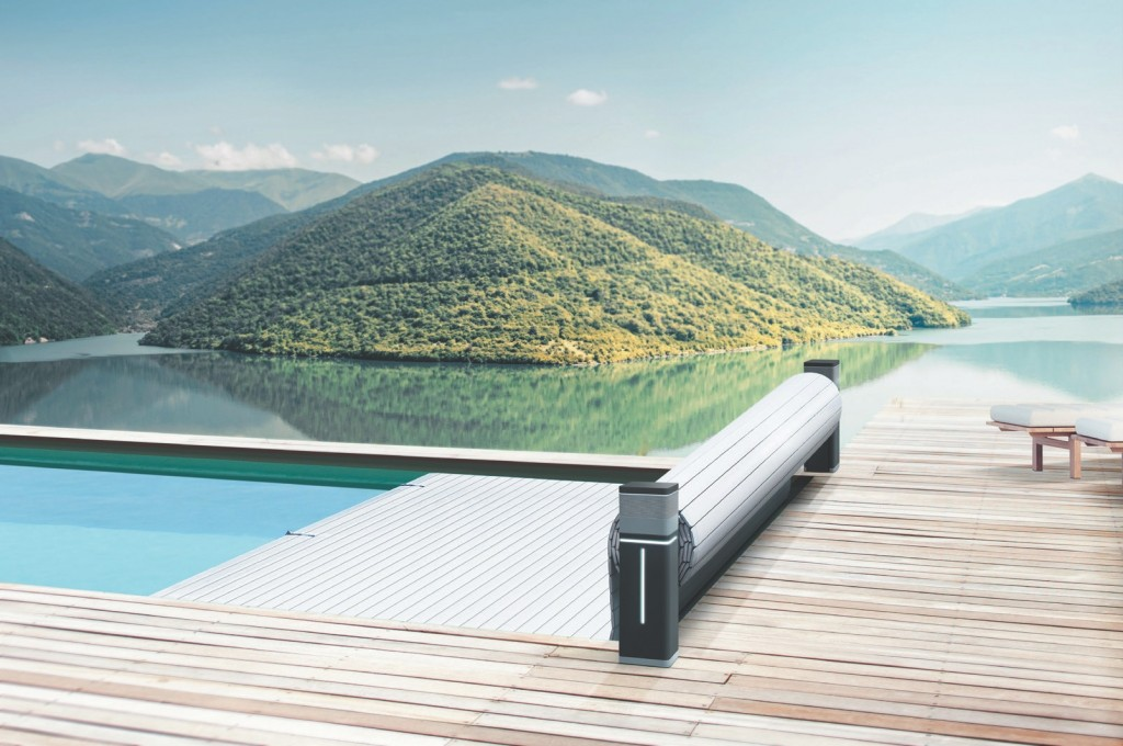 THE NEWEST PRODUCT to the DEL range is the TIXIT pool cover, Available through Golden Coast.