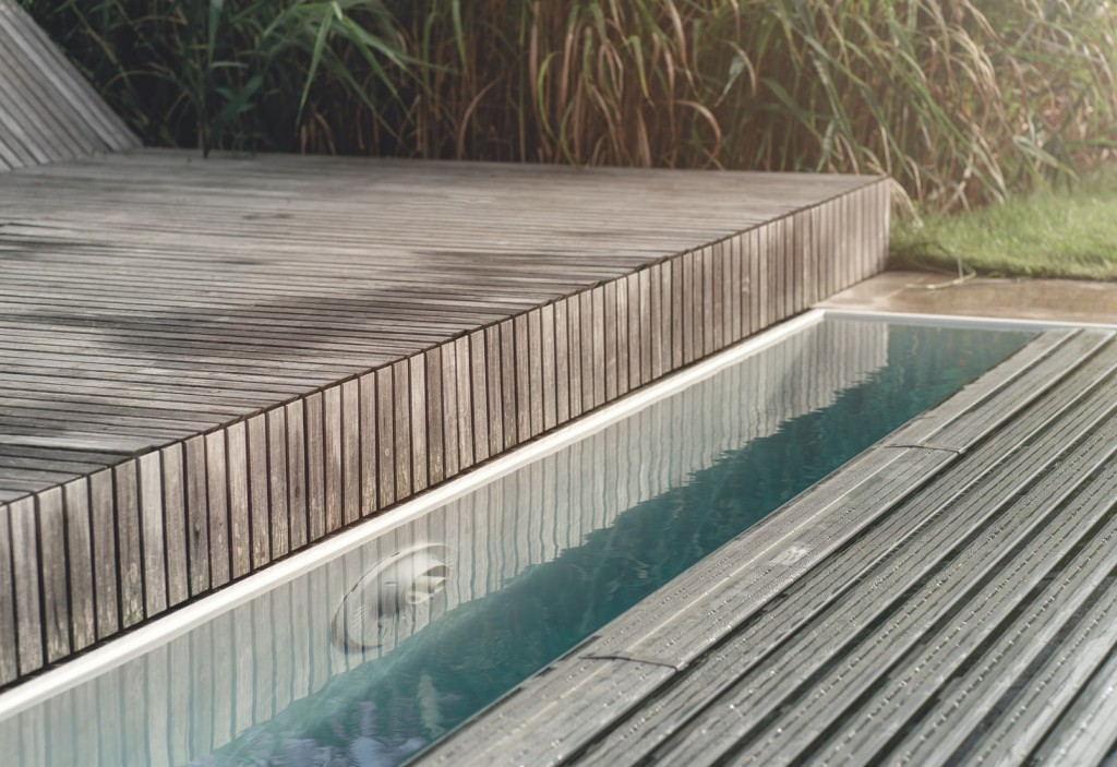 THE KEY MESSAGES for boosting pool cover sales offer a feast of selling opportunities. Pic. Aquadeck.