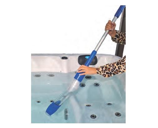 2. EZY Spa Vac Aqua Spa Supplies