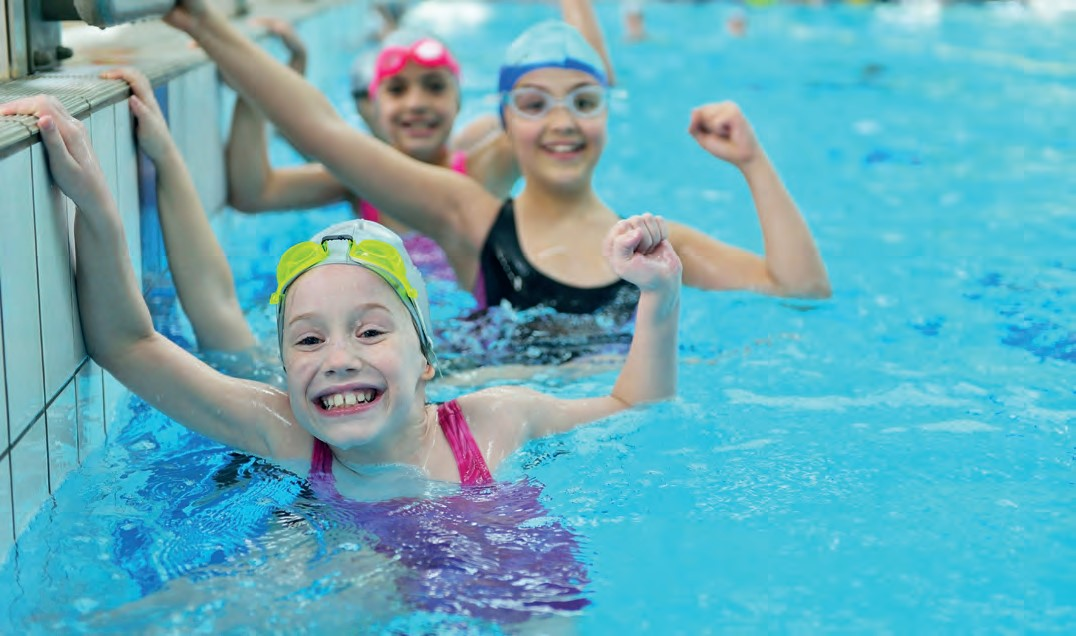 """""""This is a very worrying report which could impact on millions of people across the country..."""" - Jane Nickerson, Swim England chief executive."""