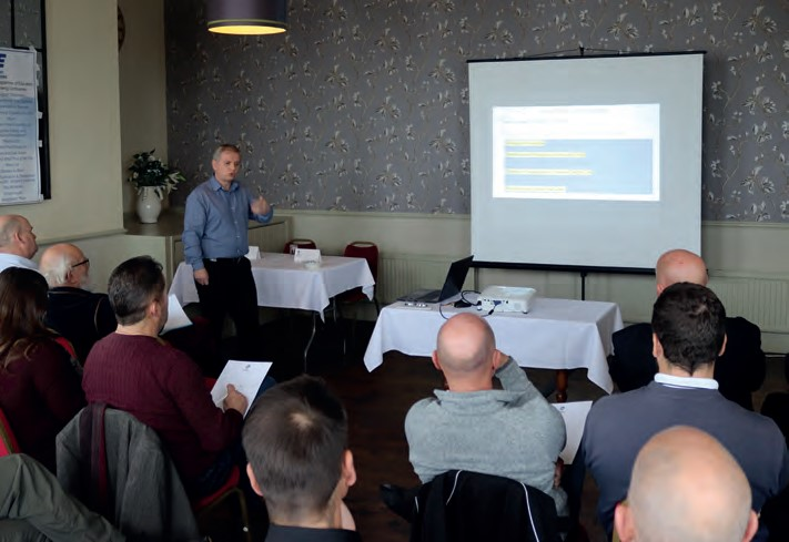 ISPE IS HEADING to Surrey in November for the return of its seminars.